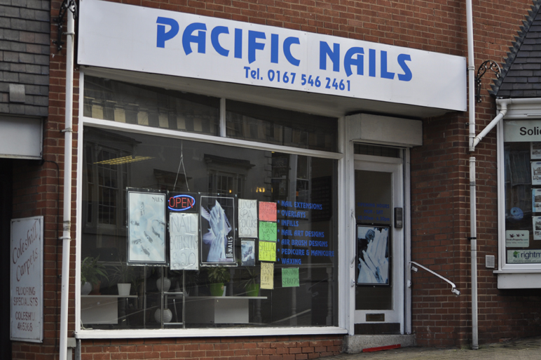 Pacific Nails